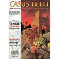 Casus Belli N° 50 (magazine de jeux de rôle) 002