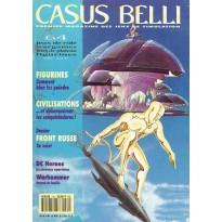 Casus Belli N° 64 (magazine de jeux de rôle) 003