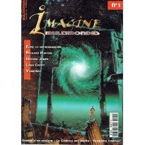 Imagine - Multimondes N° 1 (magazine de jeux de rôles) 004