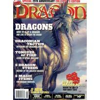 Dragon Magazine US N° 284 (Magazine de jeux de rôles et de l'imaginaire) 001