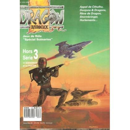 Dragon Radieux N° 3 Hors-Série Spécial Scénarios (revue de jeux de rôle) 004