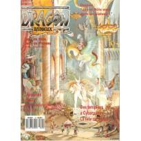 Dragon Radieux N° 23 (revue de jeux de rôle et de plateau) 002