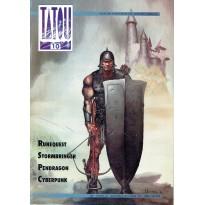 Tatou N° 10 (magazine pour les aventuriers des mondes d'Oriflam) 002