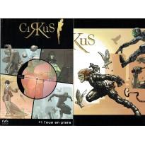 Cirkus - Livre de règles et écran de Jeu (jdr EW-System universel en VF) 002
