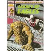 Legacy of Eagles (Golden Heroes Rpg)