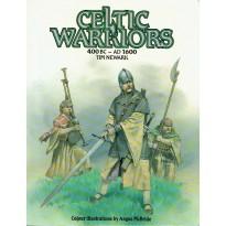Celtic Warriors - 400 BC to 1600 AD (livre illustré par Angus McBride) 001