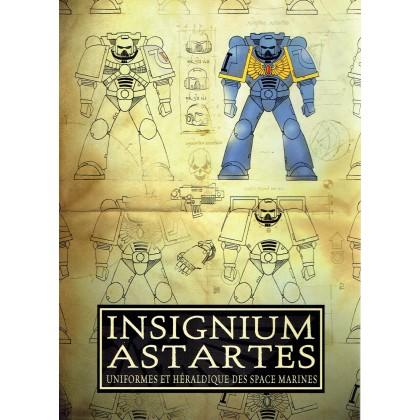 Insignum Astartes - Uniformes et héraldique des Space Marines (Guide Warhammer 40,000 en VF) 001