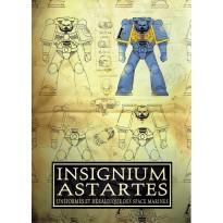 Insignum Astartes - Uniformes et héraldique des Space Marines (Guide Warhammer 40,000 en VF)
