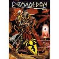 Armagedon - 4ème supplément (jdr Eléckasë en VF) 001