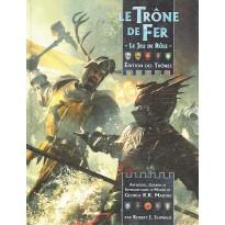 Le Trône de Fer - Le Jeu de Rôle (livre de base 2ème édition en VF) 001