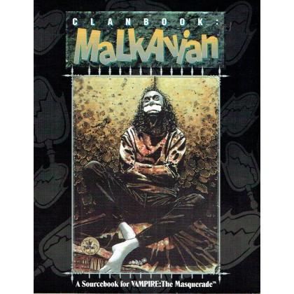 Clanbook - Malkavian (Vampire The Masquerade jdr en VO) 003