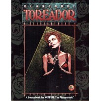 Clanbook - Toreador (Vampire The Masquerade jdr en VO)