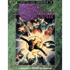 Storytellers Handbook to the Sabbat (Vampire The Masquerade jdr en VO)