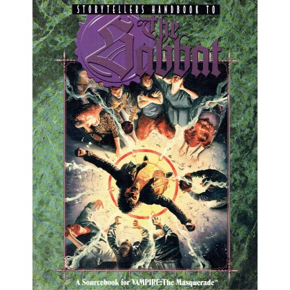 Storytellers Handbook to the Sabbat (Vampire The Masquerade jdr en VO) 003