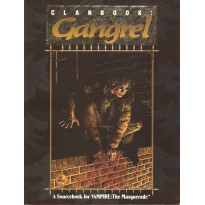 Clanbook - Gangrel 002 (Vampire The Masquerade jdr en VO)