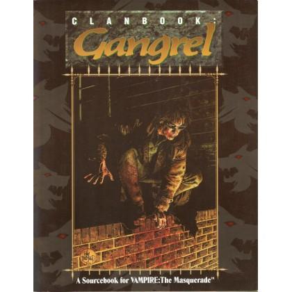 Clanbook - Gangrel 001 (Vampire The Masquerade jdr en VO)