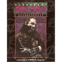 Clanbook - Brujah 001 (Vampire The Masquerade jdr en VO)