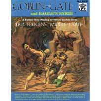 Goblin-Gate and Eagle's Eyrie (jdr MERP en VO) 002