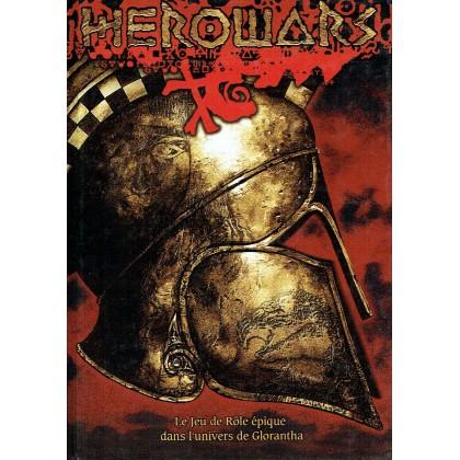 HeroWars - Le Jeu de Rôle épique dans l'univers de Glorantha (Livre de base jdr en VF) 003