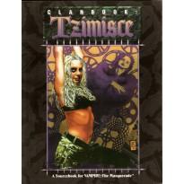 Clanbook - Tzimisce 001 (Vampire The Masquerade jdr en VO)