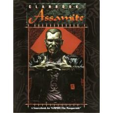 Clanbook - Assamite (Vampire The Masquerade jdr en VO)