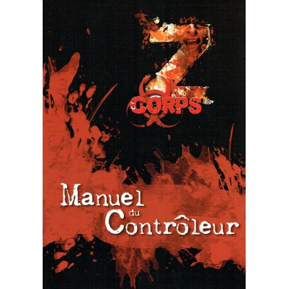 Manuel du Contrôleur (jdr Z-Corps en VF) 001