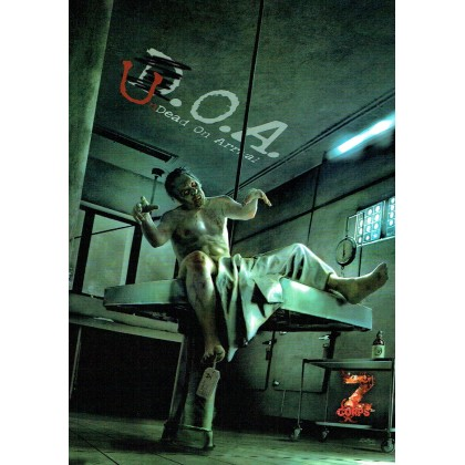U.O.A. - Undead on Arrival (jdr Z-Corps en VF) 002