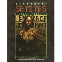 Clanbook - Setites (Vampire The Masquerade jdr en VO)