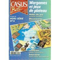 Casus Belli N° 13 Hors-Série - Wargames & Jeux de plateau (magazine de jeux de simulation)