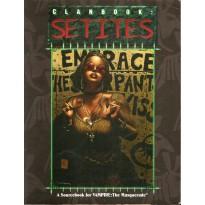 Clanbook - Setites 002 (Vampire The Masquerade jdr en VO)