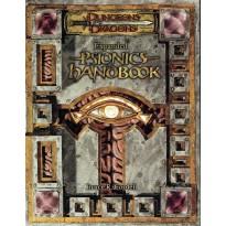 Expanded Psionics Handbook (jdr D&D 3.5 en VO) 001
