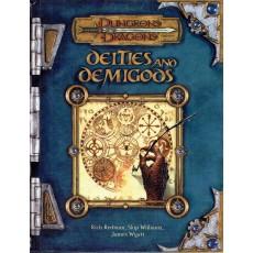 Deities and Demigods (jeu de rôle D&D 3.0 en VO)