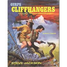 Cliffhangers (jdr GURPS First edition en VO)