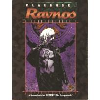 Clanbook - Ravnos 002 (Vampire The Masquerade jdr en VO)