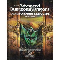 Dungeon Masters Guide (jdr AD&D 1ère édition en VO) 003