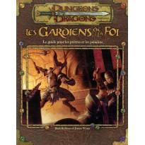 Les Gardiens de la Foi - Le Guide pour les prêtres et les paladins (jdr D&D 3.0) 002
