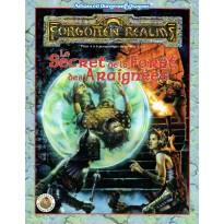 Le Secret de la Forêt des Araignées (jdr AD&D 2ème édition - Forgotten Realms)