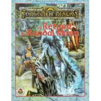 Le Retour de Randal Morn (jdr AD&D 2ème édition - Forgotten Realms)
