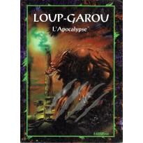 Loup-Garou L'Apocalypse - Livre de base (jdr 1ère édition en VF)