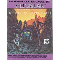 The Tower of Cirith Ungol and Shelob's Lair (jdr MERP en VO) 001