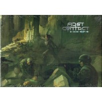 First Contact  X-Corps - L'Ecran du Maître (Supplément jdr 7ème Cercle en VF) 001