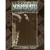 Clanbook - Nosferatu 001 (Vampire The Masquerade jdr en VO)