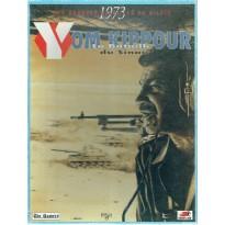 Yom Kippour 1973 - La Bataille du Sinaï (wargame en VF des éditions Oriflam)