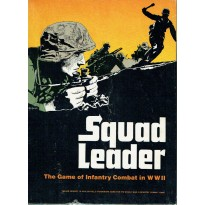 Squad Leader - The game of infantry combat in WWII (wargame Avalon Hill) 002