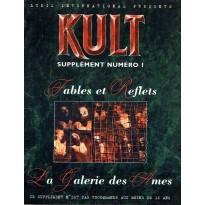 Supplément Numéro 1 - Tables et Reflets - La Galerie des Ames (jdr Kult en VF) 002