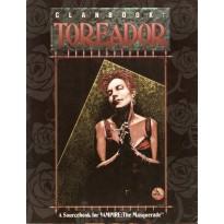 Clanbook - Toreador 001 (Vampire The Masquerade jdr en VO)