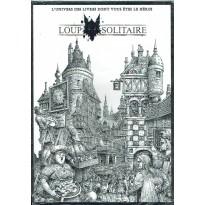 Loup Solitaire - Ecran du Meneur de Jeu A4 (jeu de rôle Le Grimoire en VF) 001