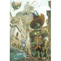 Venzia - Le jeu de rôle (jdr en VF des éditions des XII Singes) 001