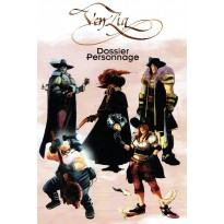 Venzia - Le dossier du Personnage (jdr en VF des éditions des XII Singes) 001