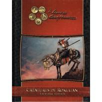 Créatures de Rokugan (jeu de rôle Le Livre des Cinq Anneaux Troisième édition) 002